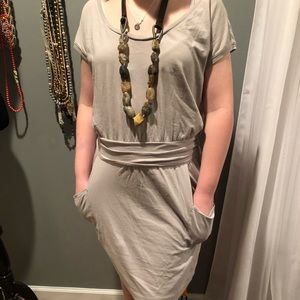 Cute Banana Republic T Shirt dress